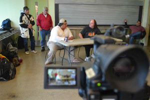 Community Performance Event Brings Homelessness To the Surface