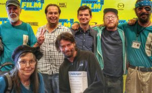 Challenger Writers on KOOP Radio