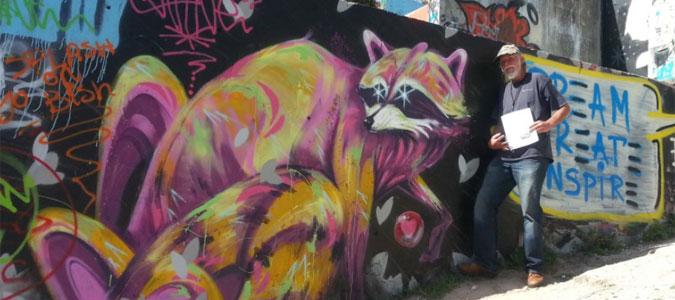 Hope Art Wall