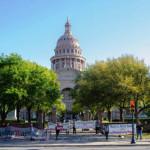 Capitol building, Austin