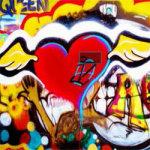 Heart on Hope Art Wall, Austin