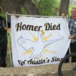 Homer the Goose Died For Austin's Sins